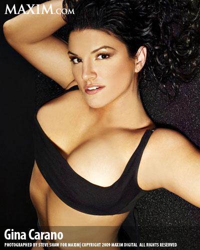 39014 gina carano l2 Auto Erotic Death by ~nooserman