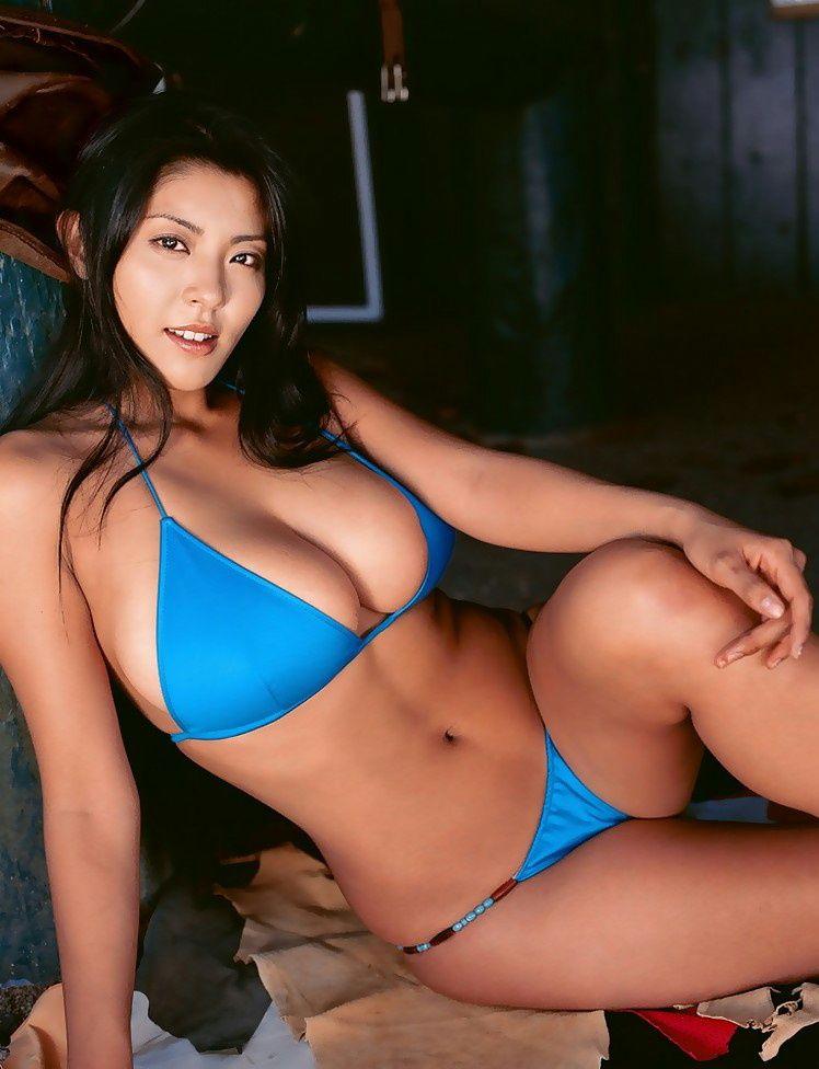 harumi nemoto bikini